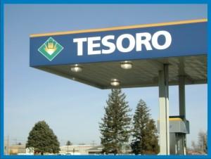 Tesoro canopy-blue