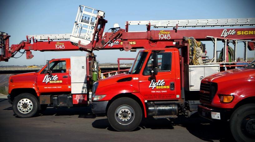 Lytle trucks